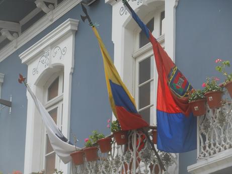 Quito street 2