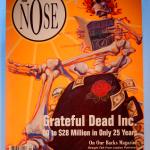 Nose Grateful Dead